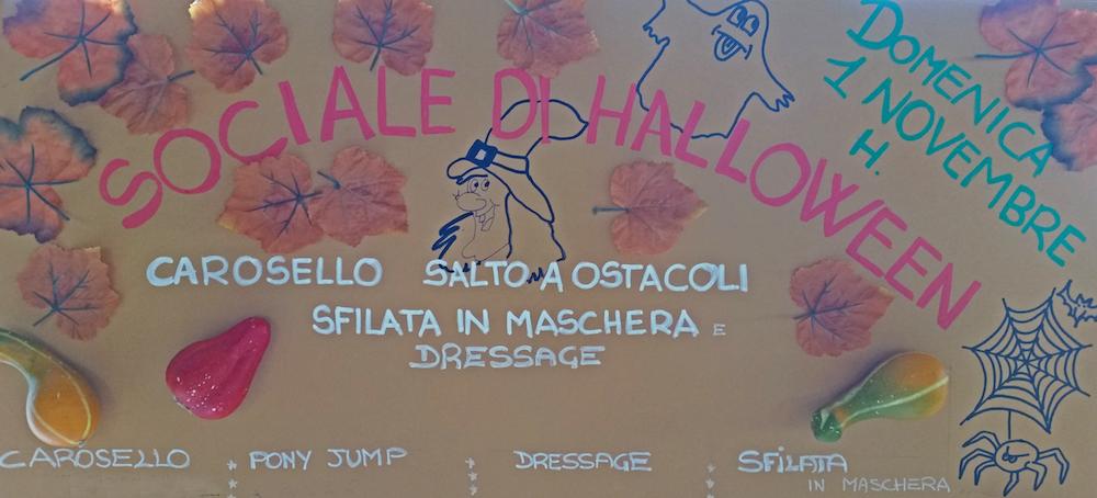 sociale La staffa cusago - halloween